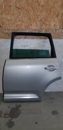 Дверь Volkswagen Touareg 2.5 TD 2006 задняя левая
