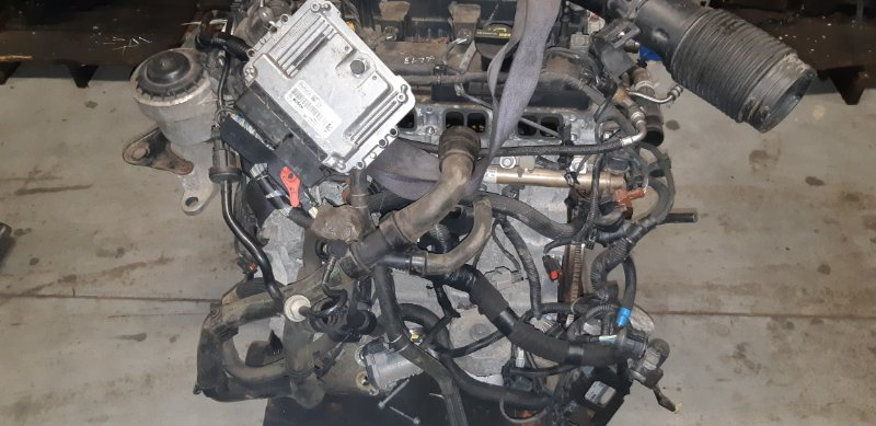 Двигатель Ford Galaxy 2.0 I TNWB 200 Л.С. 2010