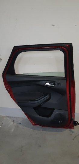 Дверь Ford Focus 3 1.6 БЕНЗИН 2011 задняя левая