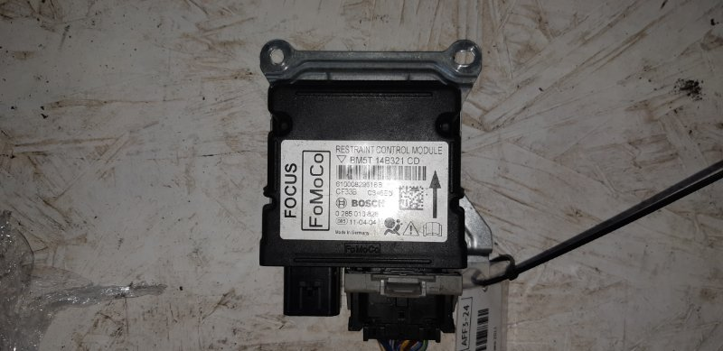 Блок srs Ford Focus 3 1.6 БЕНЗИН 2011