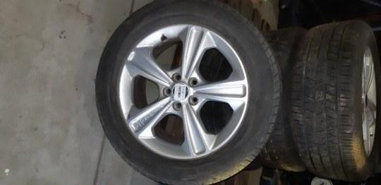 Колеса комплект 4шт Ford Kuga 2 2.0 ДИЗЕЛЬ 2015