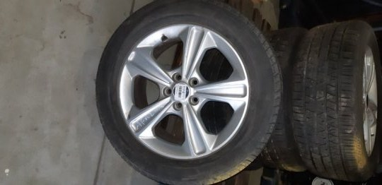 Колёса комплект Ford Kuga 2 2.0 ДИЗЕЛЬ 2015