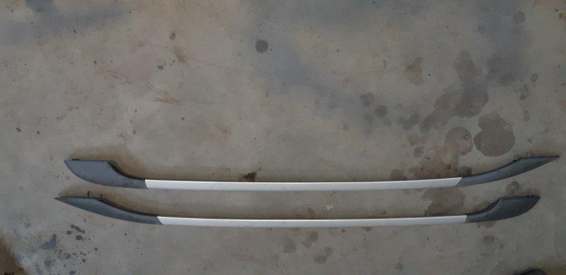 Рейлинги на крышу Skoda Yeti 2.0 ДИЗЕЛЬ 2012