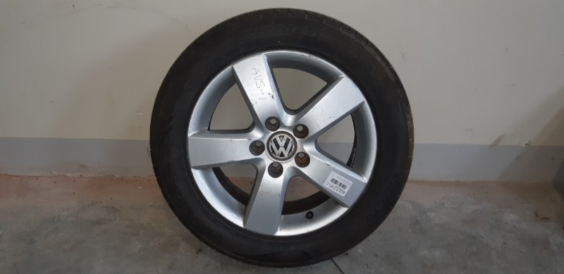Колеса комплект 4шт Volkswagen Sharan 1.9 TD 2009