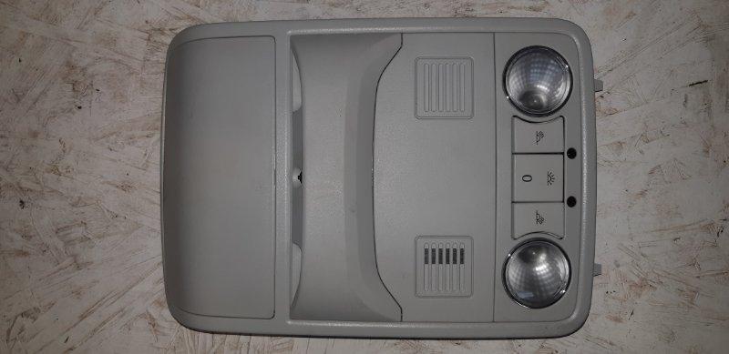 Потолочная консоль Skoda Yeti 2.0 ДИЗЕЛЬ 2012