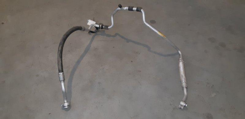 Трубки кондиционера Skoda Yeti 2.0 ДИЗЕЛЬ 2012