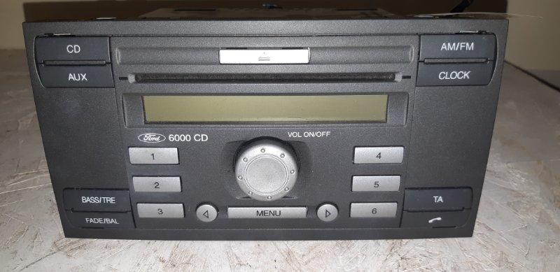 Магнитола Ford Focus 2 1.6 БЕНЗИН 2006
