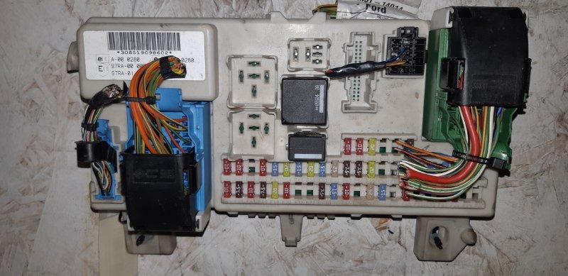 Блок предохранителей салонный Ford Focus 2 1.6 БЕНЗИН 2006
