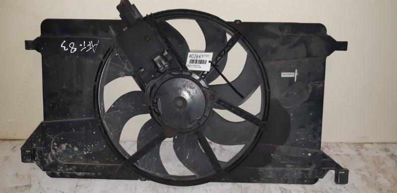 Диффузор с вентилятором Ford Focus 2 1.6 БЕНЗИН 2006