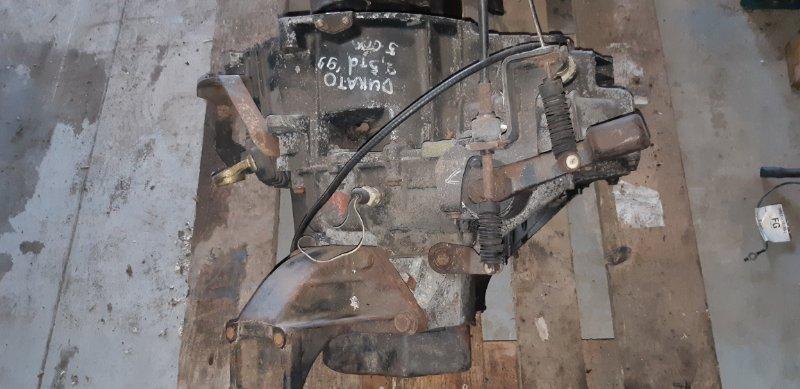Мкпп Fiat Ducato 2.5TD 1999