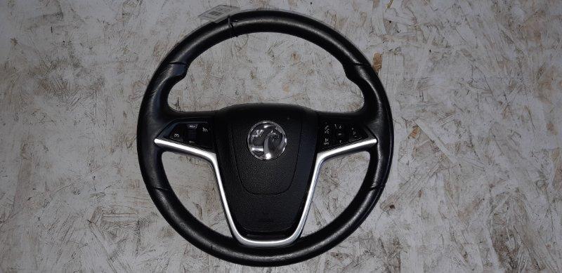 Руль Opel Insignia ХЭТЧБЕК 1.8 БЕНЗИН A18XER 2012