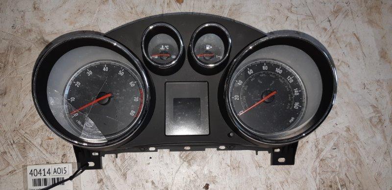 Щиток приборов Opel Insignia ХЭТЧБЕК 1.8 БЕНЗИН A18XER 2012