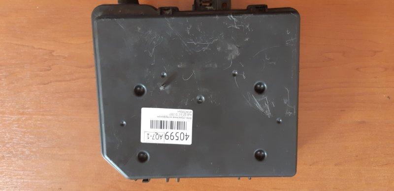 Блок управления интерфейсом Audi Q7 3.0 TD 2007