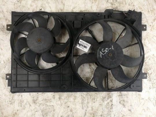 Диффузор с вентилятором Skoda Octavia 1.9 TD BXE 2007