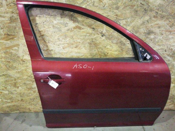 Дверь Skoda Octavia 1.9 TD BXE 2007 правая