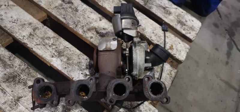 Турбина фольксваген пассат б6 2,0 тд Volkswagen CBAB