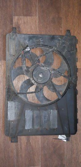 Вентилятор охлаждения Ford S-Max WS 2.5 TI 2007