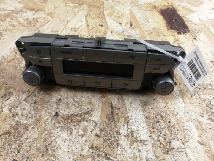 Блок управления климат контролем Ford Mondeo 4 УНИВЕРСАЛ 2.0 БЕНЗИН 2010