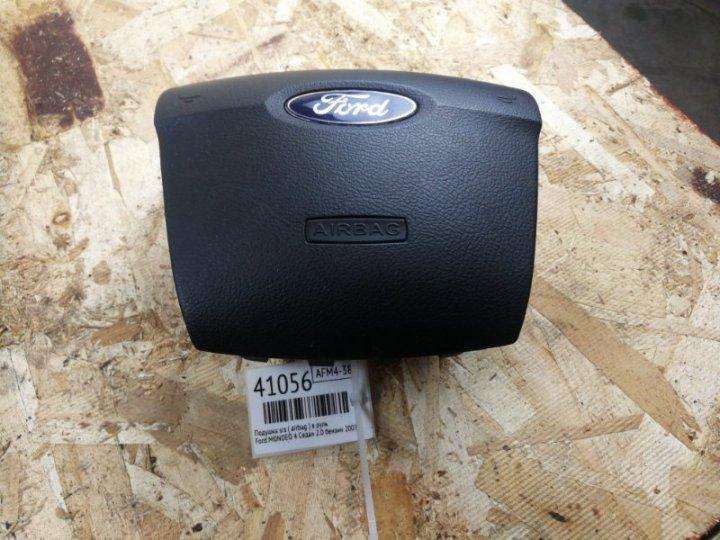 Подушка srs ( airbag ) в руль Ford Mondeo 4 СЕДАН 2.0 БЕНЗИН 2007