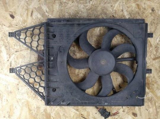 Диффузор с вентилятором Skoda Fabia 1.2 I 2008