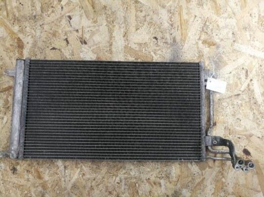Радиатор кондиционера Skoda Fabia 1.2 I 2008
