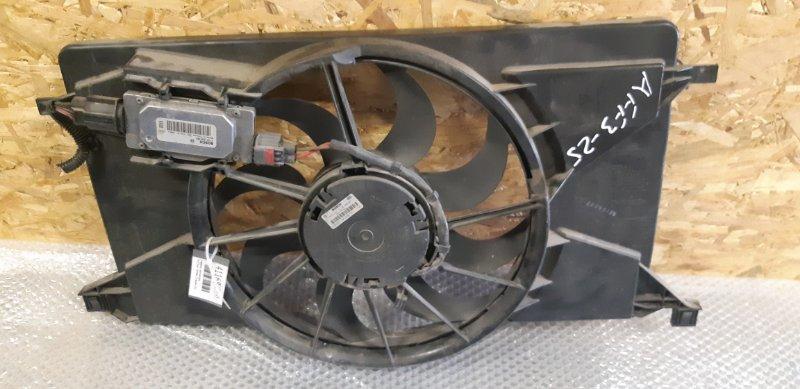 Диффузор с вентилятором Ford Focus 3 ХЭТЧБЕК 1.6 БЕНЗИН 2012