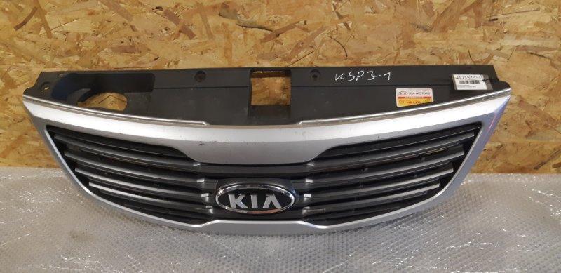 Решетка радиатора Kia Sportage 1.7 ДИЗЕЛЬ 2011