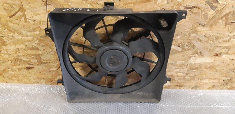Диффузор с вентилятором Kia Sportage 1.7 ДИЗЕЛЬ 2011