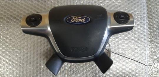 Подушка srs ( airbag ) в руль Ford Focus 3 ХЭТЧБЕК 1.6 БЕНЗИН 2012