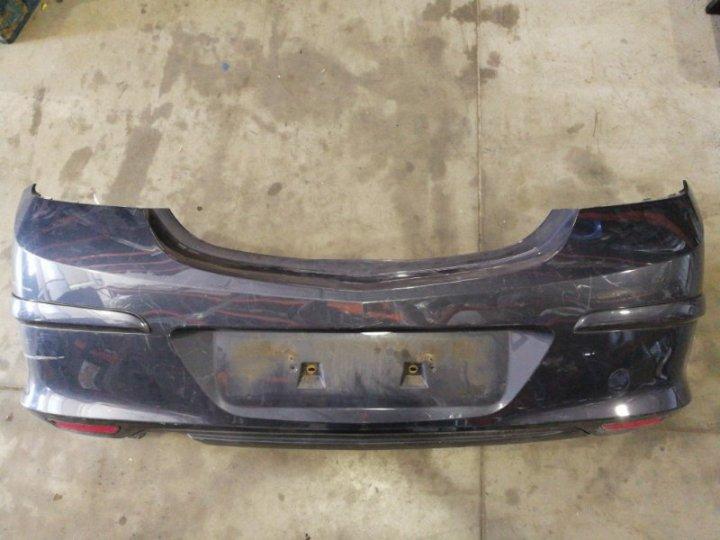 Бампер Opel Astra H 1.8 I 2010 задний