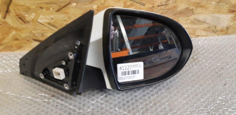 Зеркало электрическое Kia Sportage 1.7 ДИЗЕЛЬ 2011 правое