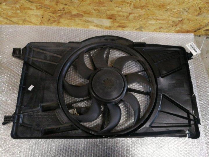 Диффузор с вентилятором Ford Focus 3 1.6 БЕНЗИН 2013