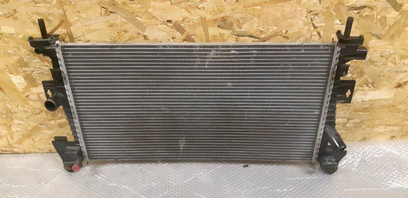 Радиатор охлаждения (основной ) Ford Focus 3 1.6 БЕНЗИН 2014
