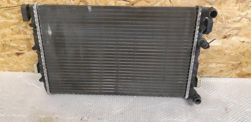 Радиатор охлаждения (основной ) Skoda Fabia 1.2 БЕНЗИН 2007