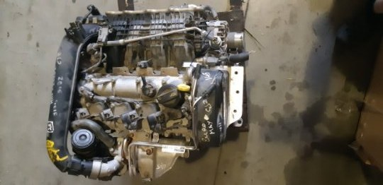 Двигатель Audi A3 1.2 TSI CJZA 2012