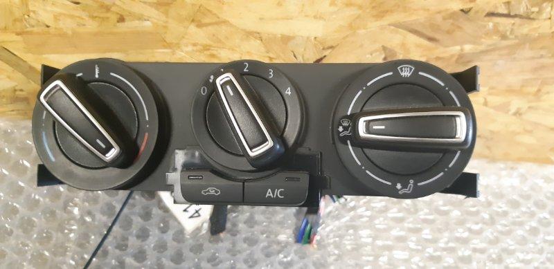 Блок печки Volkswagen Polo 1.2 БЕНЗИН 2014