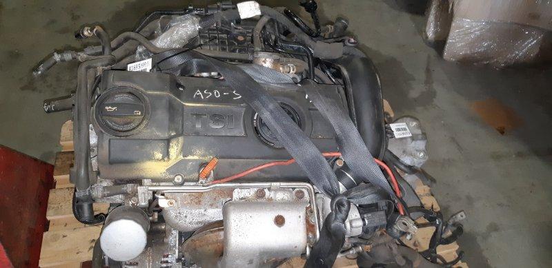 Двигатель Skoda Octavia 1.4 БЕНЗИН 2010