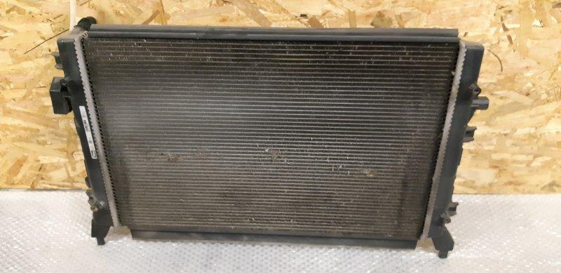 Радиатор охлаждения (основной ) Skoda Octavia 1.4 БЕНЗИН 2010