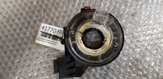 Подрулевой шлейф системы srs Skoda Octavia 1.4 БЕНЗИН 2010