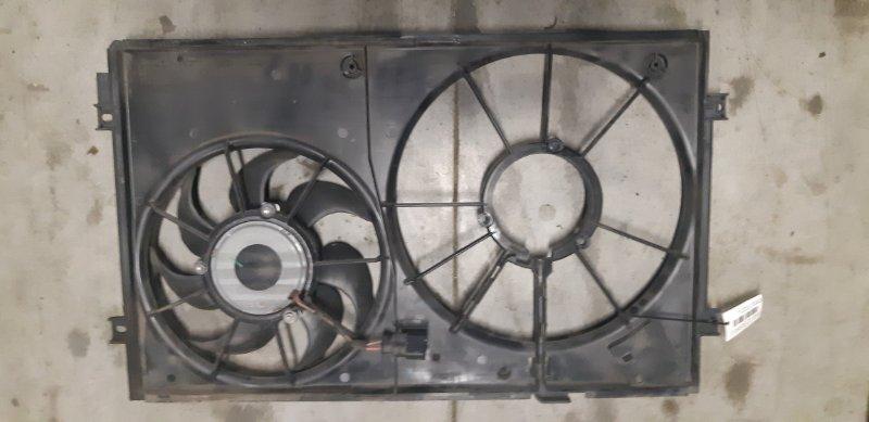 Диффузор с вентилятором Skoda Octavia 1.4 БЕНЗИН 2010
