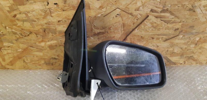 Зеркало электрическое Ford Focus 2 1.6 БЕНЗИН 115 Л.С. 2007 правое