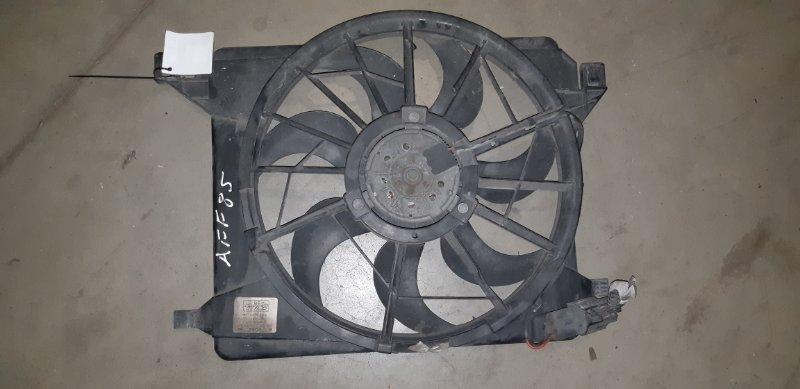 Диффузор с вентилятором Ford Focus 2 ХЭТЧБЕК 3 ДВЕРИ 1.6 БЕНЗИН 2005