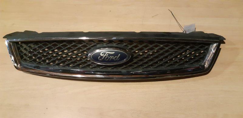 Решетка радиатора Ford Focus 2 ХЭТЧБЕК 3 ДВЕРИ 1.6 БЕНЗИН 2005