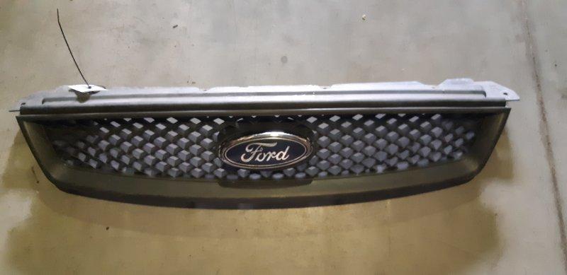 Решетка радиатора Ford Focus 2 1.8 БЕНЗИН Q7DA 2006