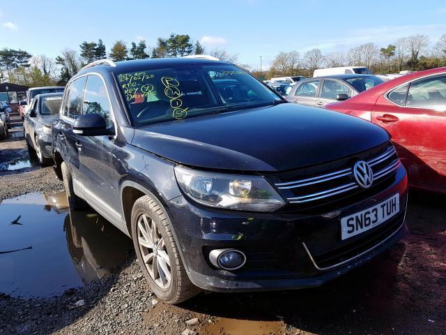 Машинокомплект Volkswagen Tiguan 2.0 ДИЗЕЛЬ 2013