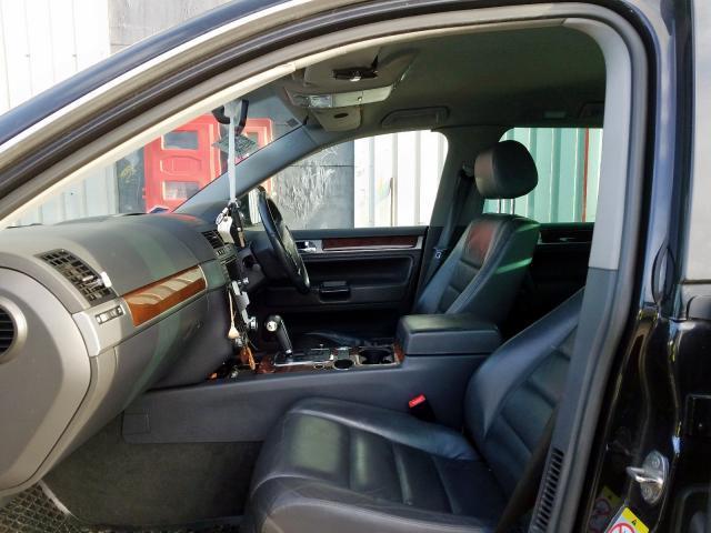 Машинокомплект Volkswagen Touareg 3.0 ДИЗЕЛЬ 2007