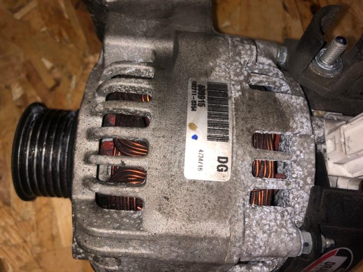 Генератор Ford Focus 2 ХЭТЧБЕК 5 ДВЕРЕЙ 1.6 БЕНЗИН 100 Л.С. 2005