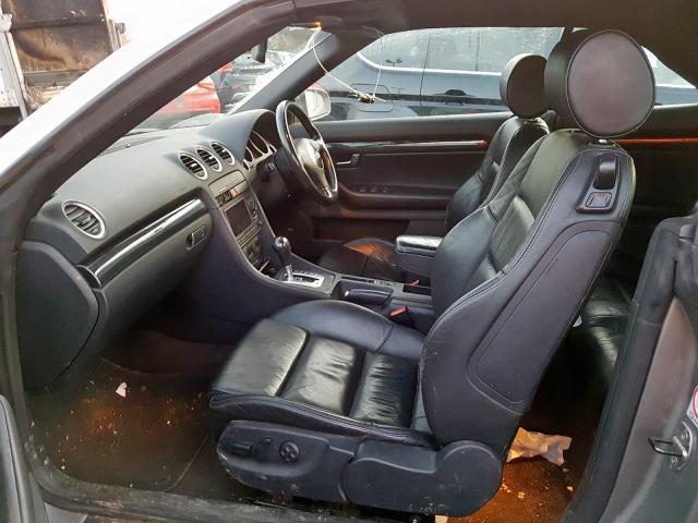 Машинокомплект Audi A4 КАБРИОЛЕТ 3.0 БЕНЗИН 2004