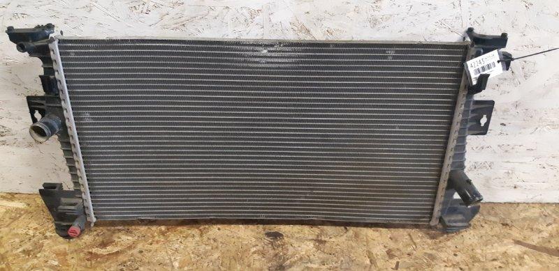 Радиатор охлаждения (основной ) Ford Focus 3 1.6 БЕНЗИН 2011