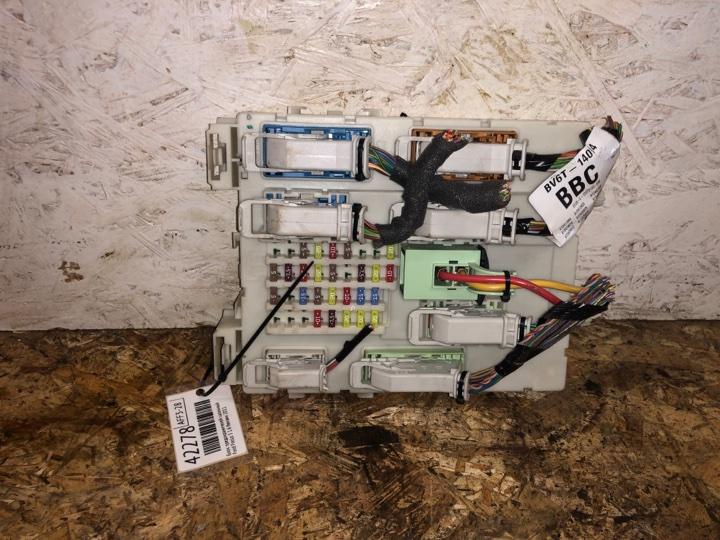 Блок предохранителей салонный Ford Focus 3 1.6 БЕНЗИН 2011